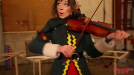 音乐无界: 林赛斯特林演奏《凯尔特人的颂歌》, 圣诞一个人的狂欢