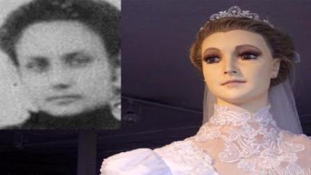 墨西哥一恐怖离奇的婚纱店, 百年谜团至今未解, 无人知晓真相