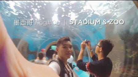 Mexico Vlog#06 STADIUM & ZOO
