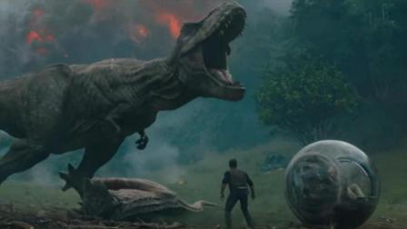 侏罗纪世界2预告片抢先看[HD] -官方最新预告片1-侏罗纪世界2强势回归