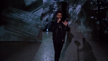 The Weeknd - Starboy - 维多利亚的秘密泳装秀现场