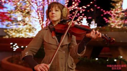 音乐无界: 林赛斯特林圣诞特辑《Silent Night》透出西方浓浓年味