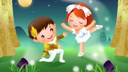 《朋友朋友在一起》儿童动画儿歌