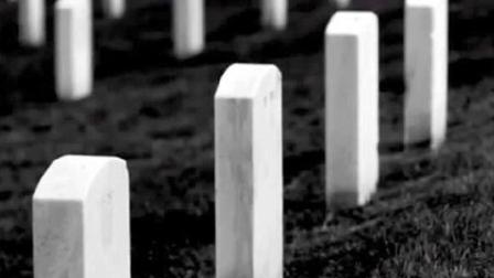 墓碑竟自己动了, 摄像头拍下整个过程, 连警察都不敢相信
