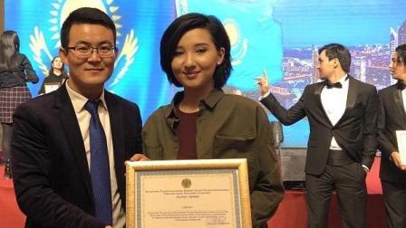 中视鼎元传媒: 哈萨克斯坦著名歌手表演