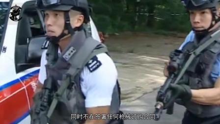 中国飞虎队MP5将在半年内退役, 换装国产CS\LS3冲锋枪, 装备全部国产化