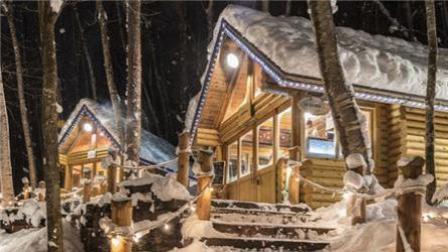 《游课》第十九期 北海道的壮丽雪景与精灵的露台