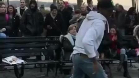 哇塞 黑人超暴力街舞