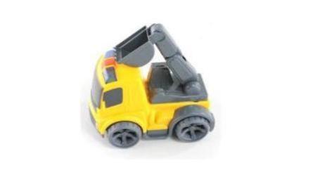 赛车总动员 变形警车珀利 挖掘机视频表演大全41 挖土机玩具视频 汽车总动员