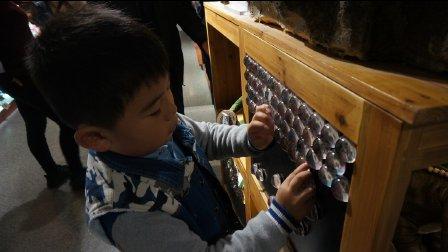 【6岁】11-26哈哈跟妈妈参观浙江自然博物馆纪念品购物MAH07416