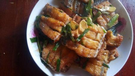 红烧带鱼的家常做法视频 红烧带鱼这样做下酒又下饭