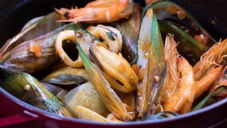 适合冬天的海鲜大餐, 这做法简单!