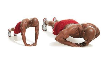 FitTime 一款变式俯卧撑, 打造完美胸肌!