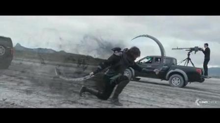 有一部超级英雄大片, 叫做俄罗斯的《守卫者: 苏联超级英雄》