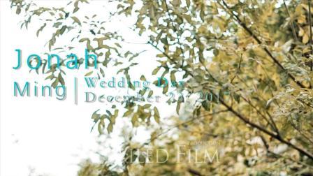 ExiledFilm | Jonah+Ming 婚礼