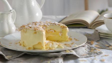 《Tinrry下午茶》教你做爆浆海盐奶盖蛋糕