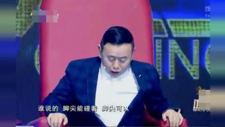 主持人当面嘲笑潘长江个矮, 遭潘长江当场怼回