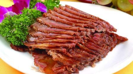秘制酱牛肉用这个方法做, 好吃到停不下来, 刚上桌就被抢着吃光了!