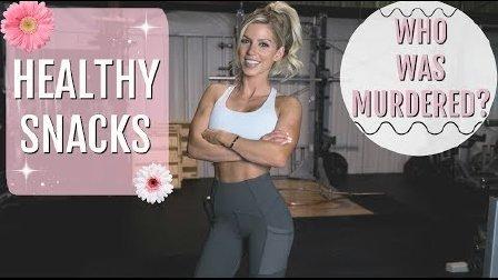 性感的背部训练+肩部 -Guzman女友 Upper Body Workout