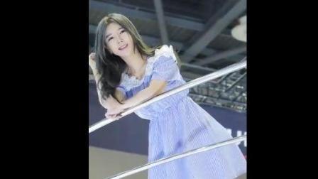 【展会福利】姿势撩人 韩国高端奢侈品展亮丽模特