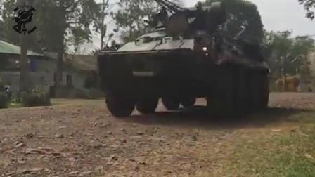 中国驻外部队使用ZBL09性能卓越, 不弱全球任何轮式战车