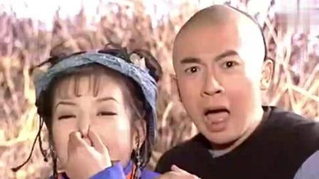 赵薇经典演绎: 小燕子恶搞追捕官兵