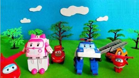 超级飞侠玩具视频 第27季 超级飞侠玩具视频