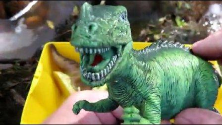 恐龙动画片 恐龙世界 恐龙总动员之恐龙乐园玩具动画视频26