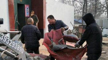 """决战""""脏、乱、差"""", 邢台经济开发区华庄村全由村干部来做"""