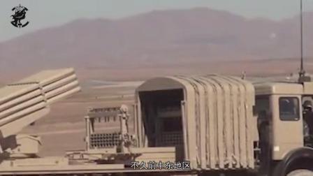 中东地区使用90B122毫米火箭炮, 用事实展示中国兵器性能