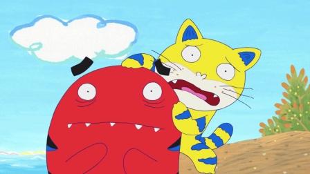 猫鱼 43: 被电麻的猫鱼