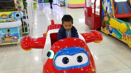 游乐场 商场 儿童游乐场 超级飞侠乐迪(宝宝2岁8个月)