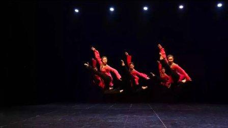 11荷北舞古典舞系汉唐舞基训课展示