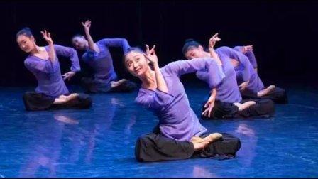 11荷北舞古典舞身韵基训课展示