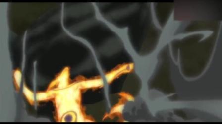 火影忍者: 连仙人化九尾都打不过的超强通灵兽, 能够无限愈合, 初代都不及