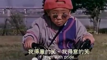 4岁的郝邵文的神级撩妹手段, 所有小姑娘都放没过!
