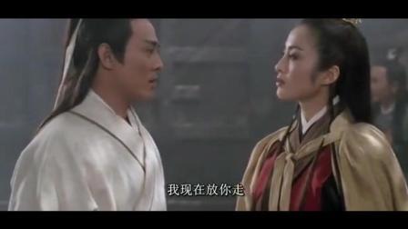 张敏对李连杰说: 我已等了你20年了! 李连杰: 对不起, 我老了!