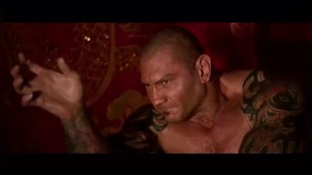 铁拳大战铁布衫, 满满的中国元素!