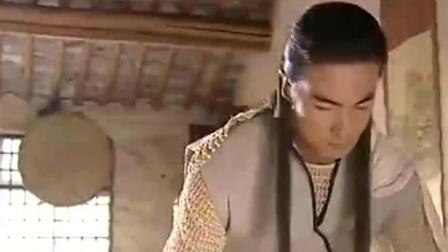 《灵镜传奇》童博把尹仲打的剑全部藏了起来, 结果被大柱发现