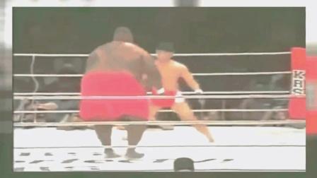 两个不是同一个级别的拳击选手, 比赛会有不一样的精彩之处