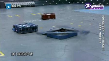 格斗机器人大战: 旋风斩大战双子机器人, 直接干散架了, 过瘾