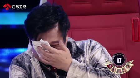 方磊走心演唱《别哭我最爱的人》一开口就把台下的郑智化唱哭了