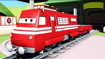 托马斯玩具 托马斯和他的朋友们中文版a 托马斯小火车玩具视频 托马斯成长记72
