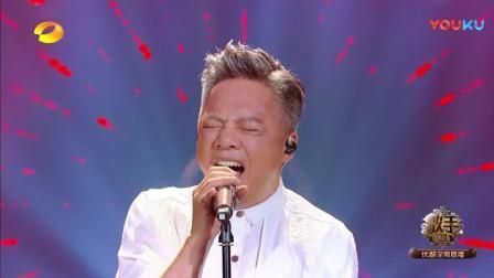 歌手2018 李晓东深情演绎歌曲的核心, 反而成了错失冠军的理由而遭淘汰!