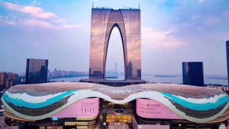 世界级都会地标综合体连廊透明屏