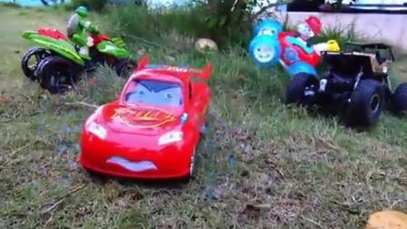 汽车总动员玩具动画视频53