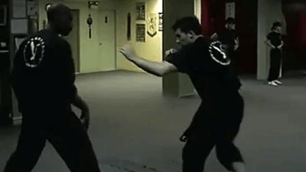 黑人小伙学会了凶猛的南拳, 这速度谁能挡得住