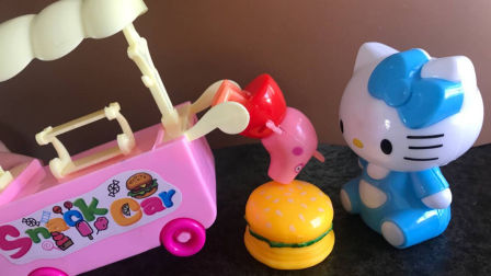 汪汪立大功 小公主苏菲亚 凯迪猫的餐车