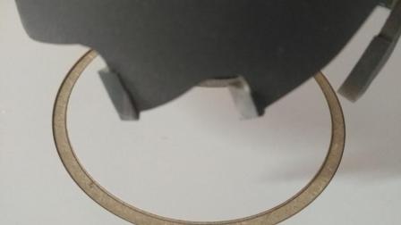 木工取孔刀加工贴皮密度板一点也不崩边, 可以同时开出2个或3个圆槽