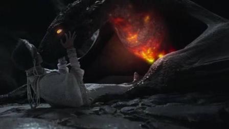 四分钟看爱情片《他是龙》公主放弃了王子和巨龙在一起